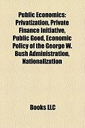 Public Economics: Private Finance Initiative
