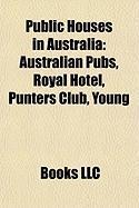 Public Houses in Australia: Australian Pubs