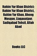 Rahim Yar Khan District: Kambhoji
