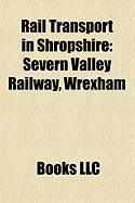 Rail Transport in Shropshire: Severn Valley Railway