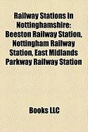 Railway Stations in Nottinghamshire: Beeston Railway Station