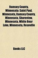 Ramsey County, Minnesota: Saint Paul, Minnesota