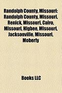 Randolph County, Missouri: Moberly, Missouri