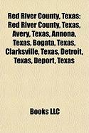 Red River County, Texas: Clarksville, Texas
