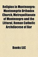 Religion in Montenegro: Montenegrin Orthodox Church