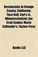 Restaurants in Orange County, California: Taco Bell