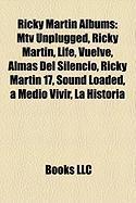 Ricky Martin Albums: MTV Unplugged