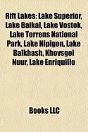 Rift Lakes: Lake Baikal