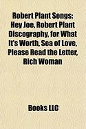 Robert Plant Songs: Hey Joe
