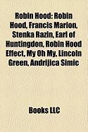 Robin Hood: Lumbee