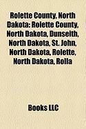 Rolette County, North Dakota: A1 Road