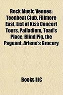 Rock Music Venues: Teenbeat Club