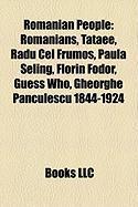 Romanian People: Romanians