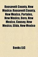 Roosevelt County, New Mexico: Portales, New Mexico