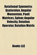 Rotational Symmetry: Rotation Matrix