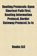 Routing Protocols: Open Shortest Path First