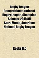 Rugby League Competitions: National Rugby League