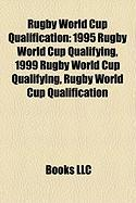 Rugby World Cup Qualification: 1995 Rugby World Cup Qualifying