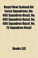 Royal New Zealand Air Force Squadrons: No. 486 Squadron Rnzaf