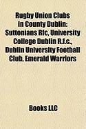 Rugby Union Clubs in County Dublin: Suttonians RFC