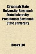 Savannah State University: 2009 Savannah State Tigers Football Team