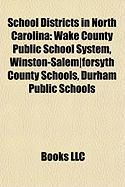 School Districts in North Carolina: Wake County Public School System