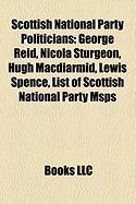 Scottish National Party Politicians: George Reid