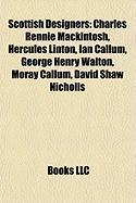 Scottish Designers: Charles Rennie Mackintosh