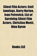 Silent Film Actors: Emil Jannings
