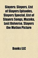 Slayers: List of Slayers Episodes