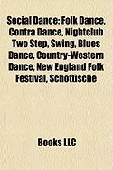 Social Dance: Contra Dance