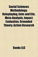 Social Sciences Methodology: Impact Evaluation