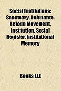 Social Institutions: D Butante