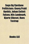 Sogn Og Fjordane Politicians: Georg Prahl Harbitz