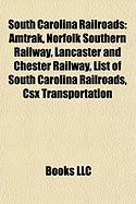 South Carolina Railroads: Amtrak