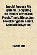 Special Purpose File Systems: Encrypting File System