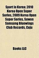 Sport in Korea: 2010 Korea Open Super Series