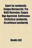 Sport in Lombardy: Coppa Bernocchi