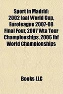 Sport in Madrid: 2002 Iaaf World Cup