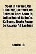 Sport in Navarre: CD Tudelano, CD Izarra, CD Oberena, Pea Sport FC, Julin Retegi, CD Irua, CD Egs, Itxako Reyno de Navarra, Ad San Juan