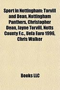 Sport in Nottingham: Torvill and Dean