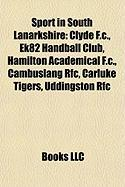 Sport in South Lanarkshire: Clyde F.C.