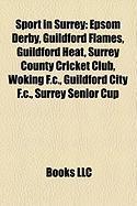 Sport in Surrey: Epsom Derby
