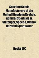 Sporting Goods Manufacturers of the United Kingdom: Reebok