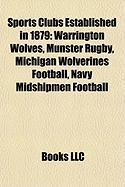 Sports Clubs Established in 1879: Warrington Wolves