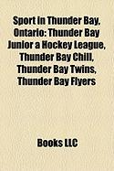 Sport in Thunder Bay, Ontario: Thunder Bay Junior a Hockey League