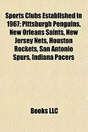 Sports Clubs Established in 1967: Houston Rockets