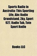 Sports Radio in Australia: This Sporting Life