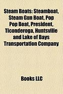 Steam Boats: Steamboat