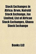 Stock Exchanges in Africa: Brvm